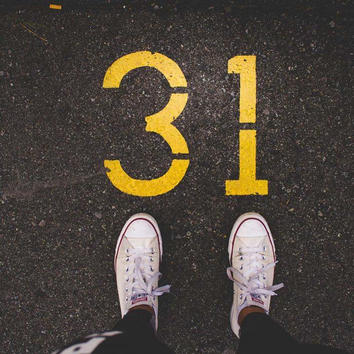 31 Feet